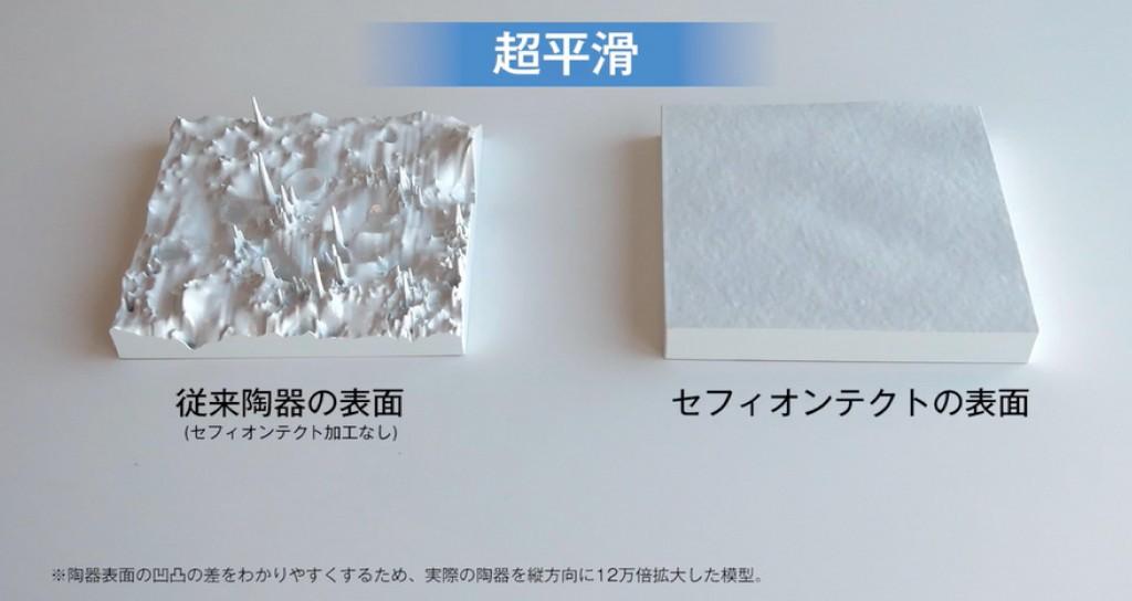 大同陶器 セフィオンテクト